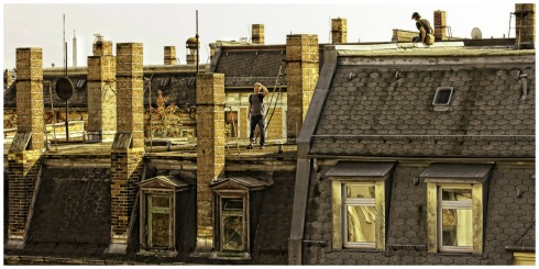 Leipzig Rooftops